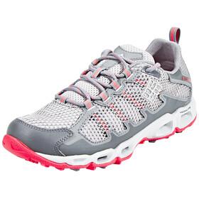 Columbia Ventastic II Shoes Women light grey/laser red